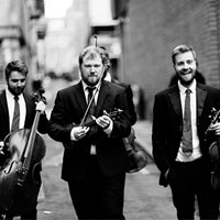 Open Masterclass with the Maxwell Quartet