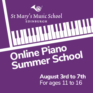Online Piano Summer School