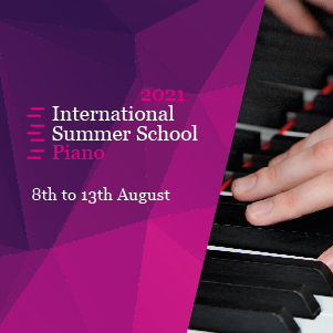 International Piano Summer School 2021