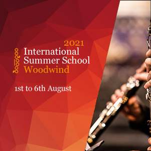 International Woodwind Summer School ad