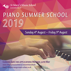 Piano Summer School August 2019
