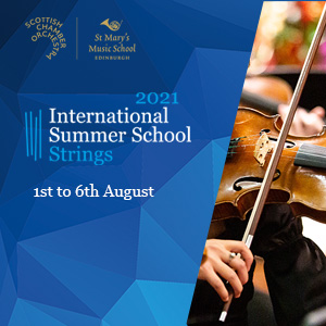 Strings Summer School 2021